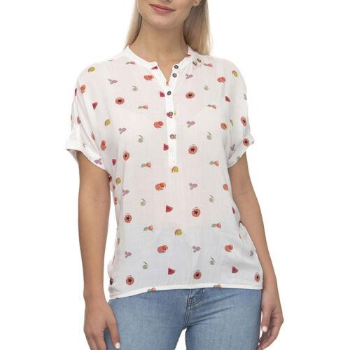 Ragwear Damen T-Shirt RICOTA FRUITS