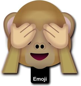 Emoji accessoires-Monkey See No Evil-afficher le titre d`origine Or6xwktn-07203643-294914399