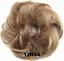 Scrunchie-Haargummi-Zopf-Haarteil-Haarverdichtung-Haarband-Zopfgummi-FARBEN Indexbild 28