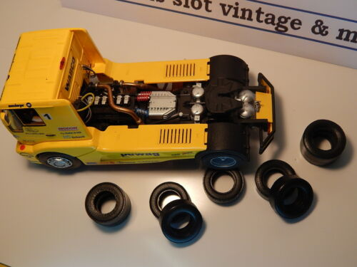 8 pneus uréthane Camion FLY SLOT