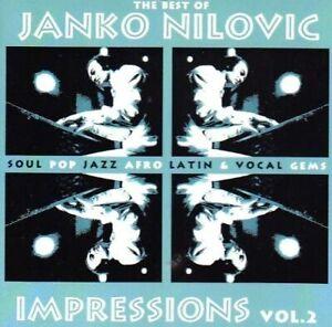 Janko Nilovic – Impressions Vol.2     New  cd     in seal