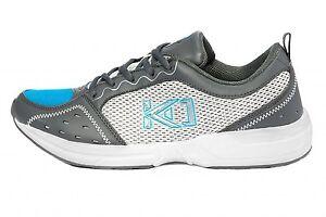 online store 735b4 dda46 Details zu NEW Know Obstacles Parkour Shoe Sneakers WFPF The KO Gen 2  Original Grey/Blue
