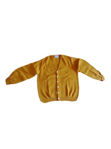 Vintage men's Sweater. 60's 100% Alpaca, size 46.