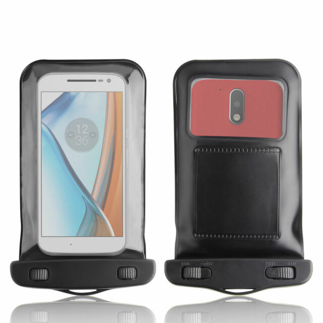 NEW SAND WATERPROOF CASE COVER BAG DRY POUCH FOR MOTOROLA MOTO G4 2016