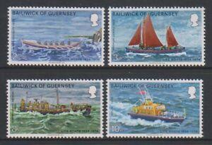 Guernesey-1974-Royal-National-Canot-de-Sauvetage-Ensemble-MNH-Sg-94-7