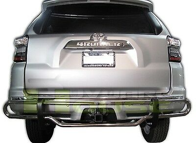 Wynntech Stainless Steel Rear Bumper Guard Double Layer For 15-18 Nissan Murano