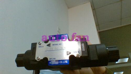 1PCS NEW for KOMPASS Solenoid valve D4-02-3C4 DC24V