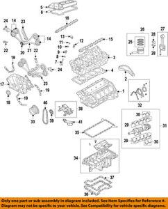 Engine Valve Cover Gasket Genuine For BMW 11127614700