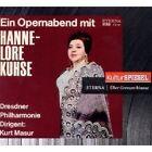 "KUHSE/MASUR/DRESDNER PHILHARMONIE ""EIN OPERNABEND(KULTURSPIEGEL-EDITION)"" CD NEU"