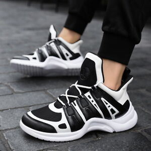 572a0e1a0c6630 2019 Autumn Casual Student Ugly Shoes Sports Shoes Men's Trend Low ...