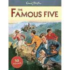 Famous Five 30 Postcards Book | Enid Blyton PB 0711237247 BTR