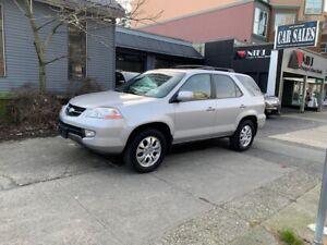 Mint Acura MDX sh-awd with only 82000km