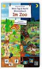 Mein Tag & Nacht Wimmelbuch Im Zoo von Kerstin M. Schuld (2016, Gebundene Ausgabe)