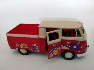 Volkswagen-bus-combi-T1-double-cabine-pick-up-love-amp-peace11-5cm-rouge-neuf