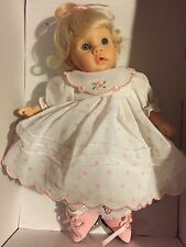 """Collectible doll by Pauline """"Gwenie"""" LE 15 of 3,000 9"""" tall vinyl head and arms"""