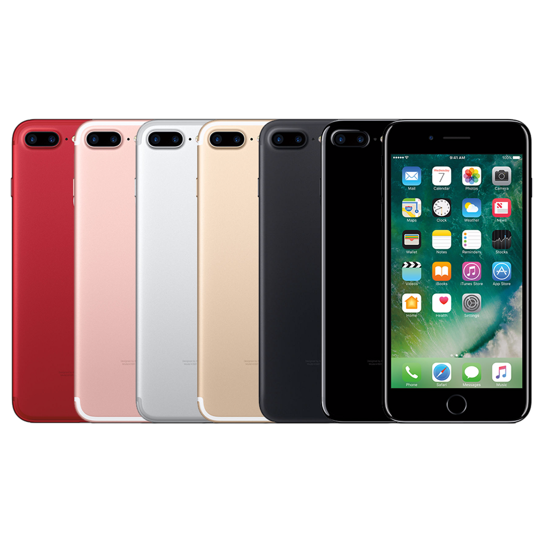 apple iphone 7 plus 256gb at t smartphone all colors ebay. Black Bedroom Furniture Sets. Home Design Ideas
