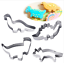 Stainless-Steel-Biscuit-Pastry-Cookie-Cutter-Cake-Decor-Baking-Mold-Mould-Tools thumbnail 24