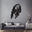 miniature 2 - Adesivo Bob Marley stickers murale decalcomania composizione  vari colori