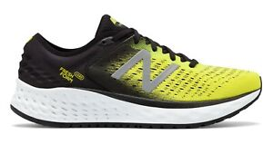 NEW-BALANCE-Fresh-Foam-1080-v9-Scarpe-Running-Uomo-Neutral-S-YELLOW-M1080SE9