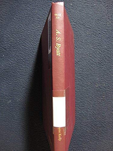 A. S. Byatt (English Authors Series) [Hardcover] [Oct 16, 1996] Kelley, Kathleen
