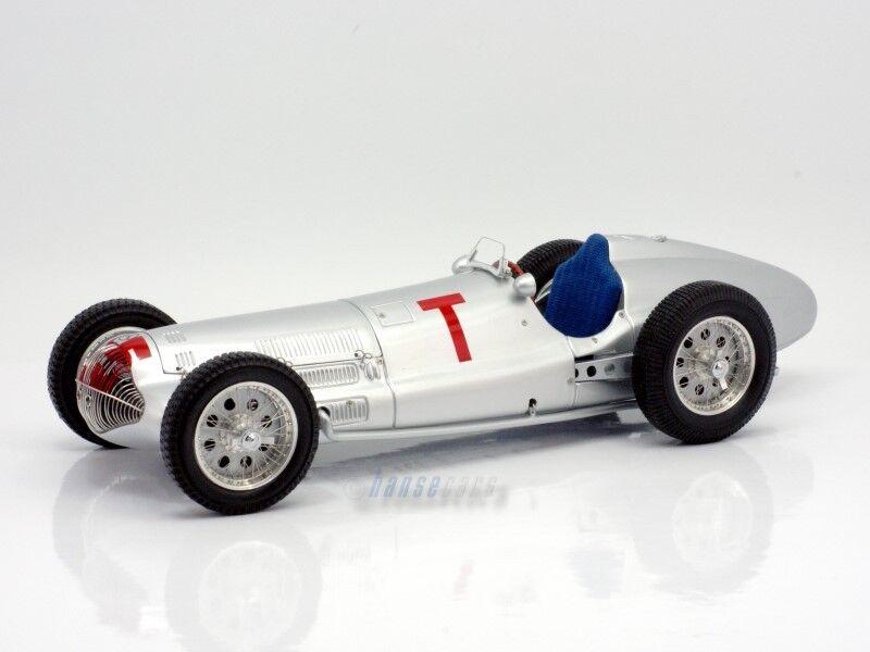 CMC MERCEDES BENZ w154 GP France T-Car, Seaman, 1938 Limited Edition 1540
