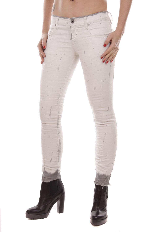 Diesel Grupee Ankle-C1 0860B Jeans Pantaloni women Magro Magro