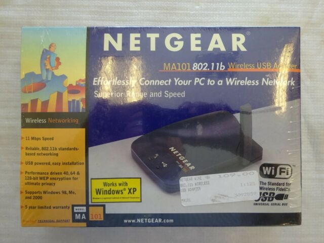 MA101 NETGEAR DOWNLOAD DRIVER
