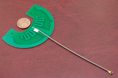 Gps Con Entre Fl Enchufe Y 10cm Cable 2dbi Umts Generous Alda Pq Pcb Antena Para 2g