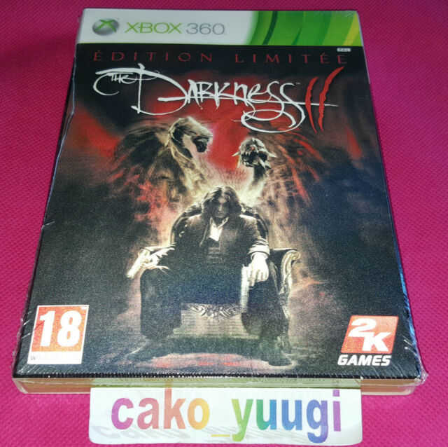 THE DARKNESS II EDITION LIMITEE XBOX 360 NEUF SOUS BLISTER VERSION 100% FRANCAIS