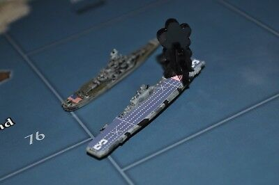 Fragrant Aroma Axis & Allies Parts/pieces Smoke Column Marker x7 Small