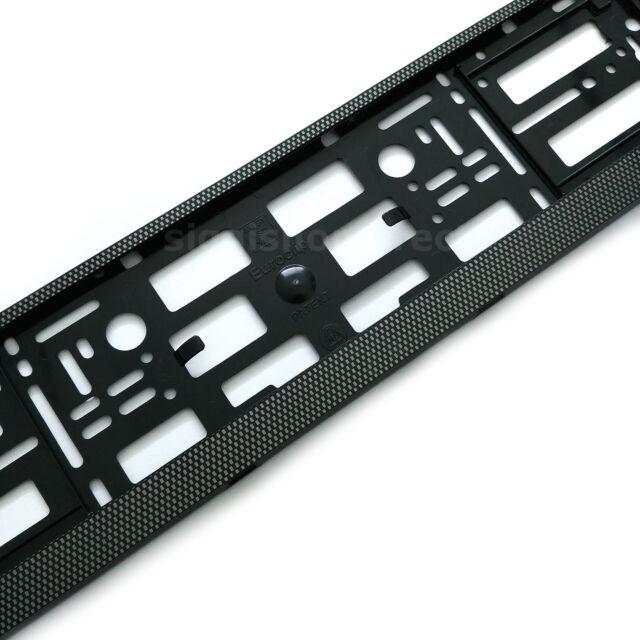 1 X HQ Turbo C Car Registration Number Plate Surrounds Holder Frame ...