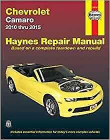 2016 chevy camaro lt owners manual