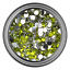 6mm-Rhinestone-Gem-20-Colors-Flatback-Nail-Art-Crystal-Resin-Bead thumbnail 16