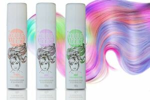 The Truth About Jerome Rus Temporary Hair Color Spray Review You
