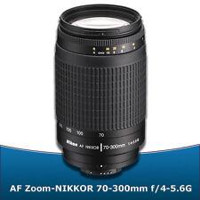 Nikon AF Zoom Nikkor 70-300mm f/4-5.6 G Lens for Nikon D3300 D3200 D5300 D5200