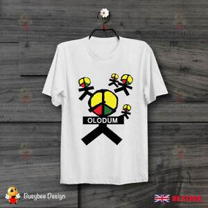 Olodum-They-Don-039-t-Care-About-Michael-Jackson-US-Peace-MTV-Unisex-T-Shirt-B15