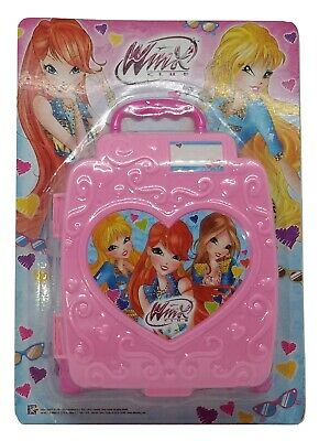 Special Section Winx Club Mini Trolley Giocattolo Bambole Fashion Bambole