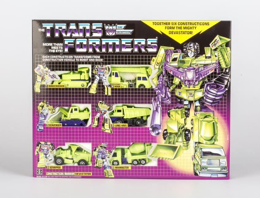 HOT TRANSFORMERS G1 Reissue Devastator Brand New Gift Kids Toy Action