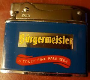 Burgermeister Beer Penguin Lighter   eBay