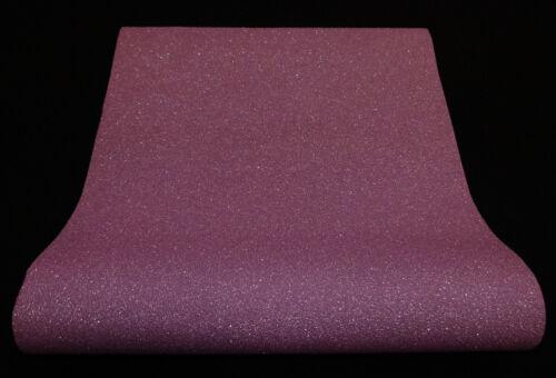 "6314-09 moderne Vliestapete einfarbig lila mit Glitzer /""Crystal Colours/"""