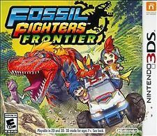 Fossil Fighters: Frontier (Nintendo 3DS, 2015)  *New  *Sealed