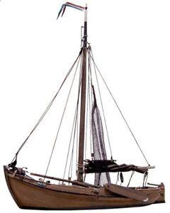 Artitec-50-105-Zuiderzeebotter-Botter-dutch-traditional-fishing-boat-HO-NEU