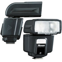 Nissin I40 Ttl Fp Flash Speedlite Sony Alpha A7 A6000 Nex Rx1 Rx100 40s Usa