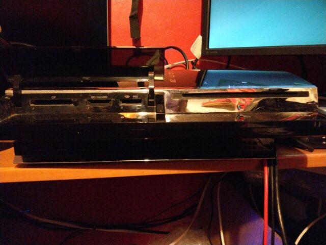 Sony PlayStation 3 60GB CECHC03 3.55 OFW