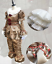 Stephen King IT Halloween The Clown Pennywise Cosplay Costume Fancy Outfit New