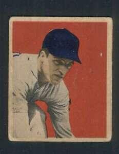 1949-Bowman-32-Eddie-Yost-VG-VGEX-RC-Rookie-Senators-103805