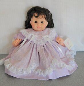 20-034-Madame-Alexander-Allison-doll-crier-new-stuffing-original-tagged-dress-slip