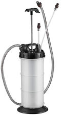 ATD 6 Liter/ 1.5 Gallon Fluid/ Oil Evacuator Kit with Manual Pump #5176