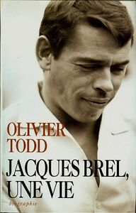 Jacques-Brel-Une-Vie-by-Olivier-Todd-In-French-New-Edition
