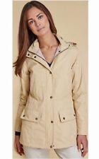 Barbour Alasdiar Parka Waterproof Jacket W/ Detach Hood / Women's / US 6 / UK 10